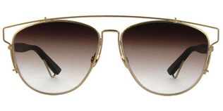 Dior DiorTechnologic - T57 Black Gold Brown Gradient Lens